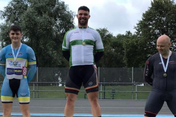 East Tyrone cyclists set national record in Dublin