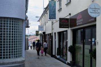 Magherafelt pedestrian walkways transformed in £202,000 investment