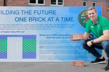 Valley build for the future with 'buy a brick' scheme