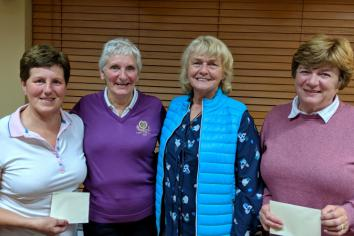 Pat takes top honours at Aughnacloy Ladies' CBM Competition