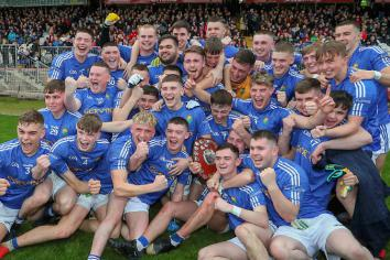 Coalisland defeat rivals Moy in competitive final to claim U21 Tyrone championship