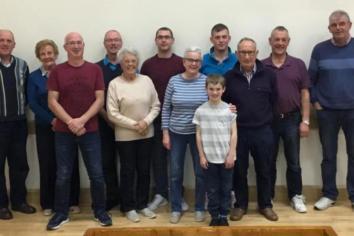Newmills Bowling Club celebrate 50th anniversary
