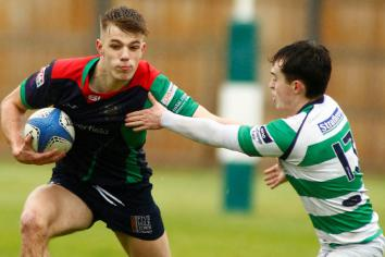 Clogher Valley U18s take local bragging rights as they shut out rivals Omagh