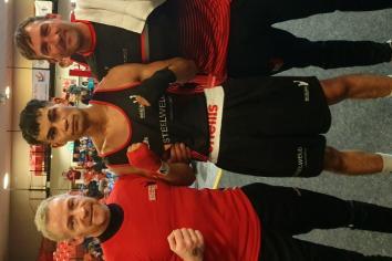 Alin impress with big win in Dublin