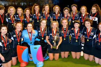 Rainey crowned Ulster Superleague champions