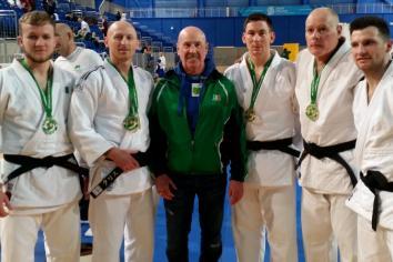 Ren-Bu-Kan celebrate four more Irish judo champions