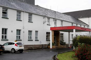 £108,000 spent on X-ray repairs at Mid-Ulster Hospital