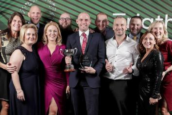Tri Tyrone tops the podium at Triathlon Ireland awards night