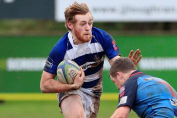 World Cup star helps Dungannon to Harlequins draw