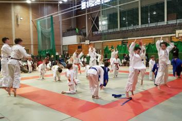 Judo club looking forward to another year of success