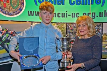 Castledawson star awarded prestigious scholarship