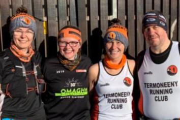 Storm Ciara no match for TRC runners