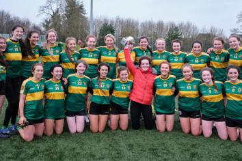 St Joseph's, Donaghmore cruise to Ulster title