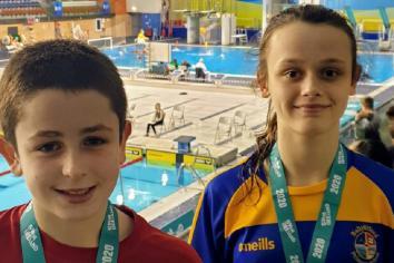 Golds galore at Irish Championship