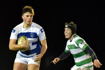 'Gannon lads breeze past Omagh