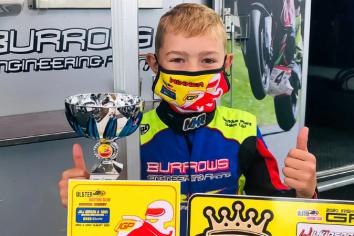 Carland kid Jack crowned King of the Corner again