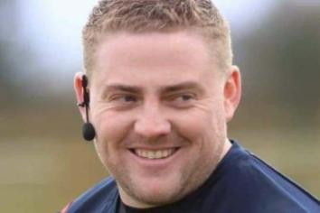 Tragic Castledawson referee killed in work accident laid to rest