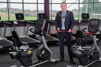 Council bulks up Maghera Leisure Centre gym with £110k investment