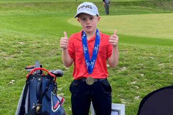 Young Coalisland golf star Shea on course for great things