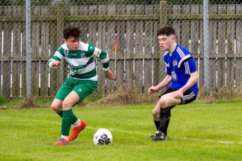 Draperstown U18s are left hit for six