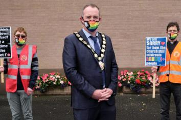 GAY PRIDE PARADE SET FOR COOKSTOWN THIS WEEKEND