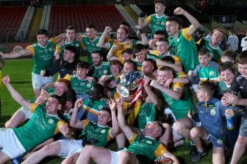 History-makers! Joy as Dungannon end 64 years of hurt