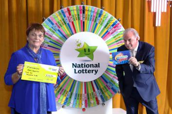 Clogher lady Joan scoops 56,000 Euro