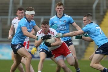Late Dublin blitz sinks Tyrone dream