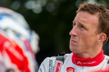 Meeke excited to take on Dakar test