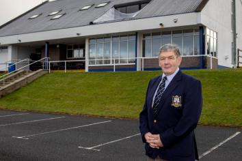 President's fond memories of Kyle Cup clashes