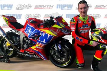 Dawson targets Junior Supersport title
