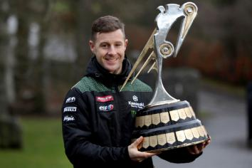Jonathan Rea named Irish Motorcyclist of the Year for sixth time in a row
