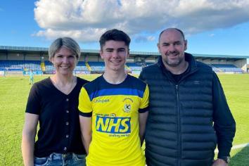 Ex-Dungannon star Conor Bradley makes senior NI debut