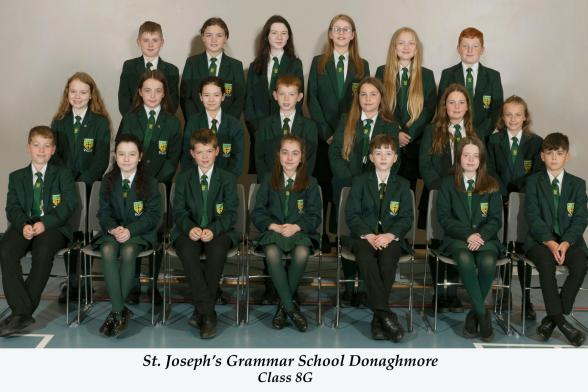 St Joseph's Grammar, Donaghmore celebrating 10 years of Irish Medium Education