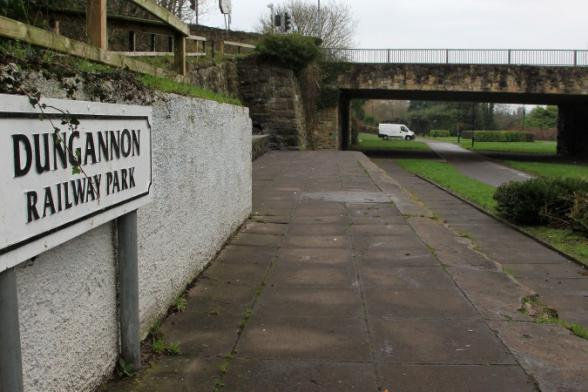 Woman hospitalised after Railway Park attack